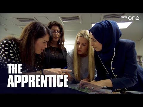 Non-drinker Bushra is tasked with ordering wine - The Apprentice 2017: Episode 4 Preview - BBC One