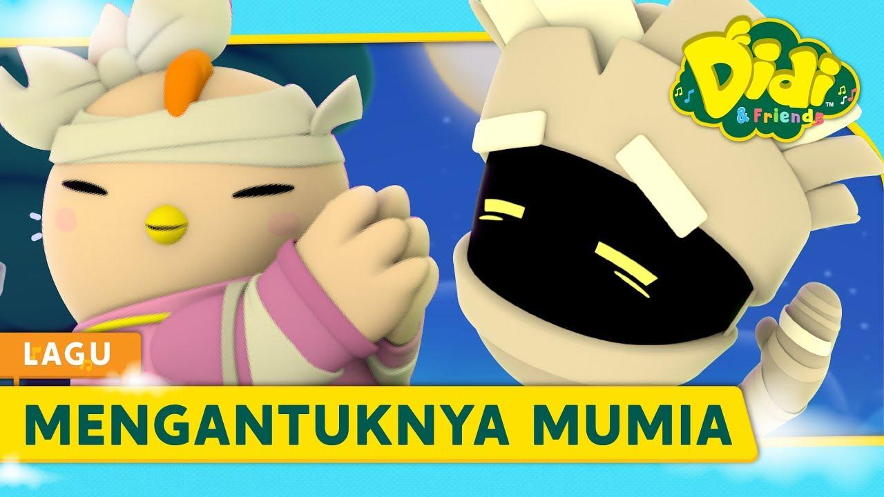 Mengantuknya Mumia Didi Friends Lagu Kanak Kanak Didi Lagu Baru Youtube