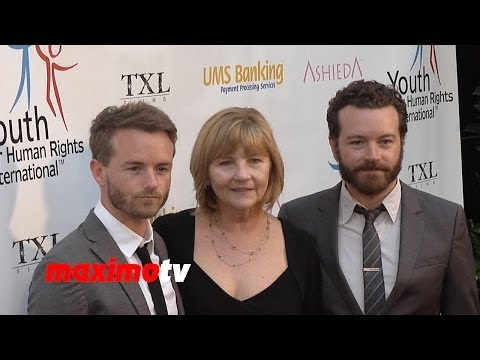 """Danny Masterson and Chris Masterson """"Youth for Human Rights International"""" Celebrity Benefit Event"""