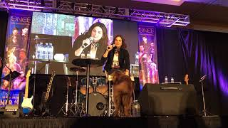 Lana Parrilla OUAT Vancouver 2018 Main Panel Part 3