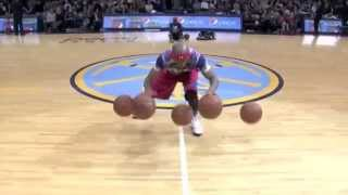 Corey The Dribbler - Denver Nuggets Halftime Show