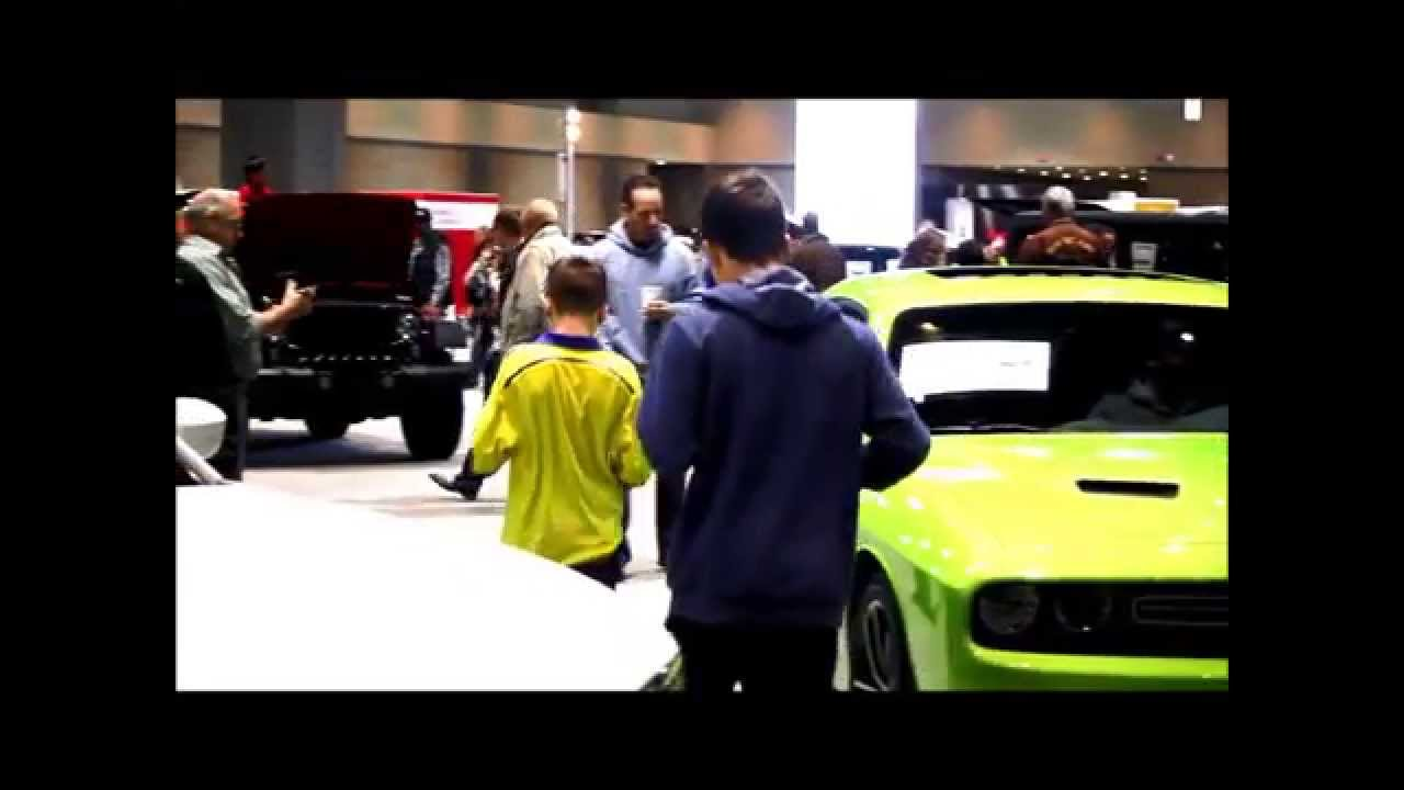 the connecticut international auto show youtube. Black Bedroom Furniture Sets. Home Design Ideas