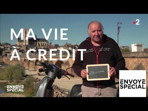 Envoyé spécial. Une vie à crédit - 6 décembre 2018 (France 2)