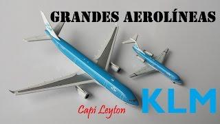 KLM - Grandes aerolíneas del mundo. (#9)
