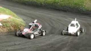 Autocross Arteixo - XVIII Campeonato España 2013 - Show & Crash