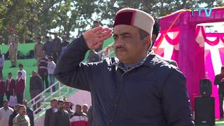 Celebration of 71st Republic Day of India in Dharamshala