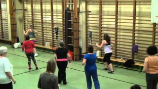 Zumba Gold - Rock-n-roll - Can Can You Party - Jive Bunny - Zumba a Liege