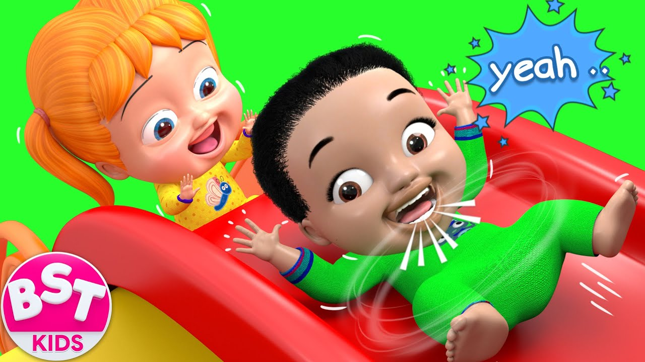 Ice Cream Color Learning For Children 3d Baby Animation Nursery Kids S