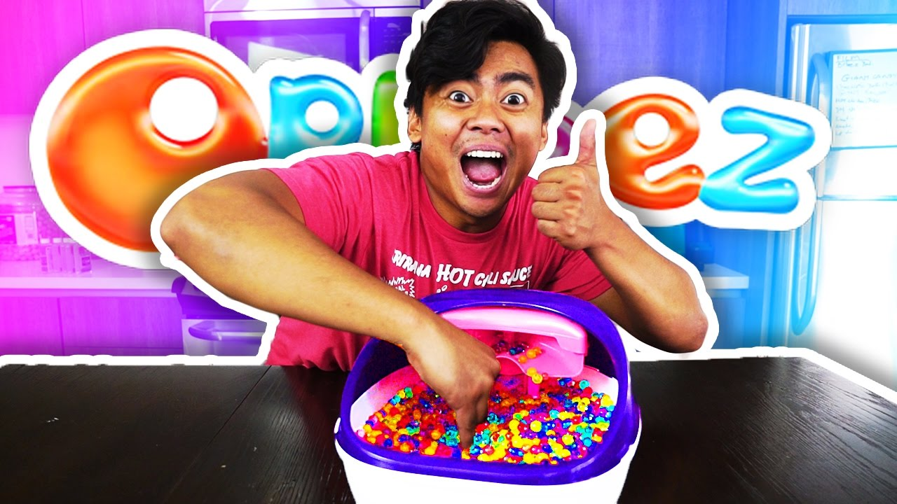 DIY How To Make ORBEEZ SPA! - YouTube