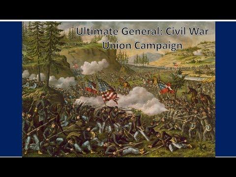 Ultimate General: Civil War - Georgia Railroad Near Atlanta l Ep. 35
