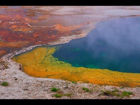 Yellowstone Lake Geology