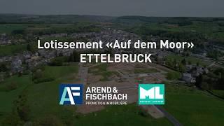 Lotissement «Auf dem Moor» à Ettelbruck