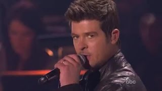 Robin Thicke: When I Get You Alone (Dancing With The Stars)