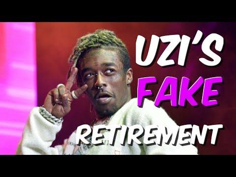 Lil Uzi Vert's FAKE Retirement