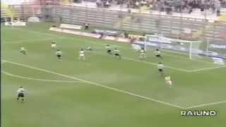 Serie A 1998-1999, day 03 Perugia - Lazio 2-2 (Bucchi, Couto, Nakata, Mihajlovic)