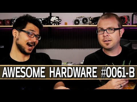Awesome Hardware #0061-B: Radeon Pro Duo Launches, Charter/TWC Merger, Chinese Security Robots