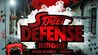 TeeJay - Buss Dem Head (Raw) [Street Defense Riddim] May 2015