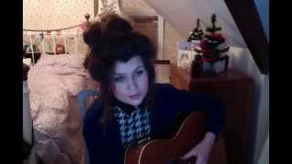 Towers - Bon Iver Cover (Lydia Maher)