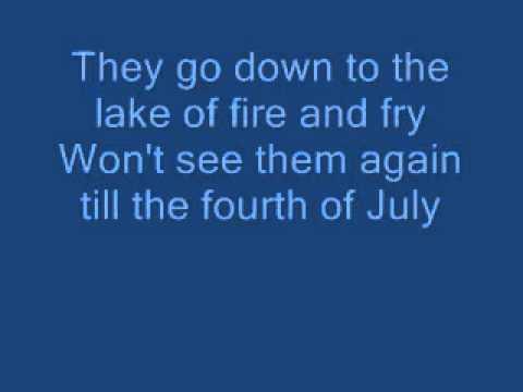 Nirvana lake of fire Lyrics