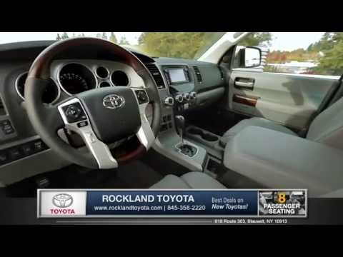 2015 Toyota Sequoia Review   Rockland Toyota - Toyota Dealer in Blauvelt, NY