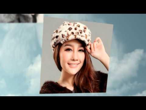 Модные женские меховые шапки 2015