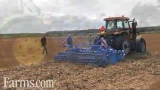Innovative Company: LEMKEN Farm Machinery Has Been In Business Since 1780.