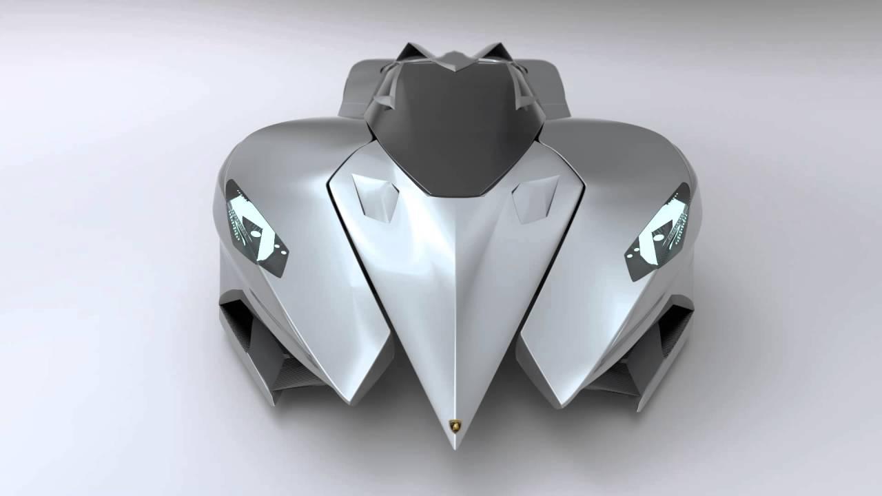 Lamborghini Ferruccio Concept Hypercar Youtube