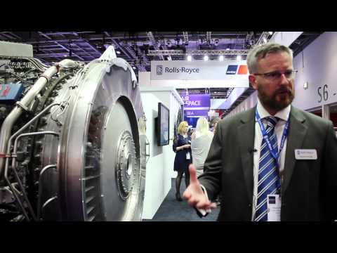 Rolls-Royce | Richard Partridge On Our MT30 Marine Gas Engine