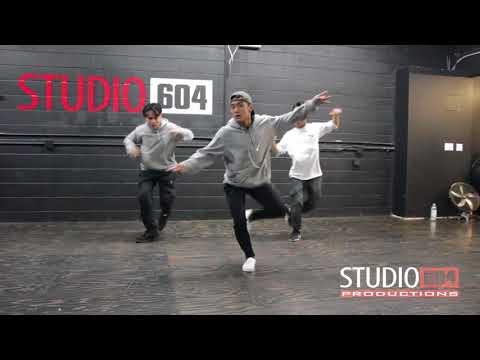 """Juicy Booty"" | Kenneth Kadatuan Choreography | STUDIO604"