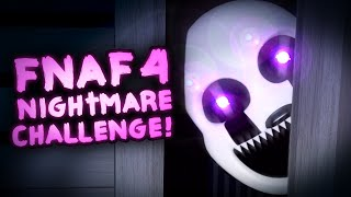 This Is A NIGHTMARE!! || Five Nights At Freddy