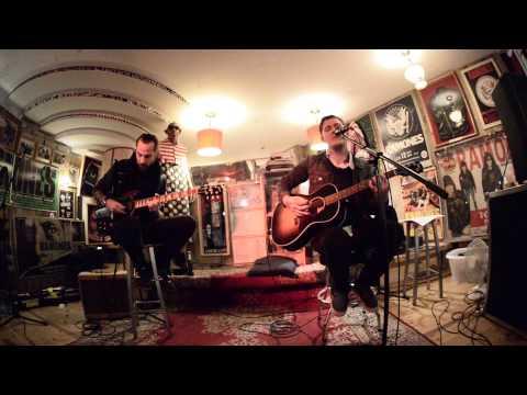 The Gaslight Anthem - Mae (30.10.2014 Ramones Museum Berlin)