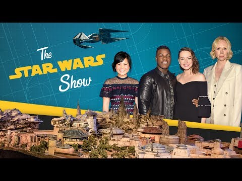 Download Youtube: Kylo Ren's New Ship, The Last Jedi Cast at D23, & Star Wars: Galaxy's Edge!