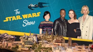 Kylo Ren's New Ship, The Last Jedi Cast at D23, & Star Wars: Galaxy's Edge!