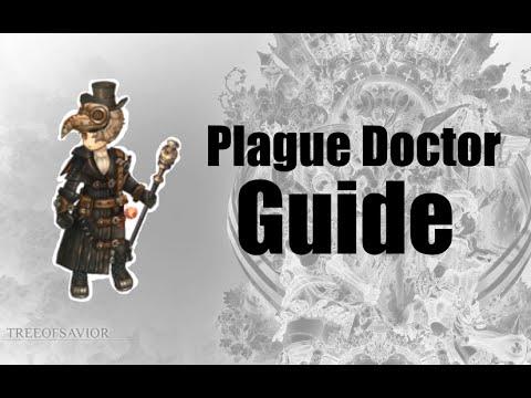 Tree of Savior - Plague Doctor Guide