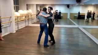 Аргентинское танго для новичков, школа танцев МАРТЭ