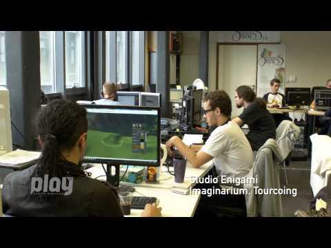PLAY'IT Gaming Magazine / PARTIE#01 - l'Europe du Jeu Vidéo
