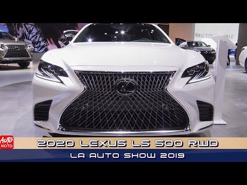 2020-lexus-ls-500-rwd---exterior-and-interior---la-auto-show-2019