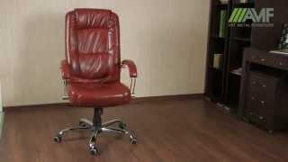 Обзор кресла Марсель(Цена и наличие: http://amf.com.ua/kreslo_marsel_khrom_mekhanizm_anyfix_madras_firenze/p033766/ Видеообзор кресла Марсель Хром Кресла для руков ..., 2015-04-23T12:55:43.000Z)