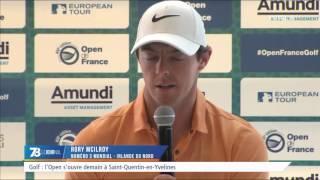 Golf : l'Open s'ouvre demain à Saint-Quentin-en-Yvelines