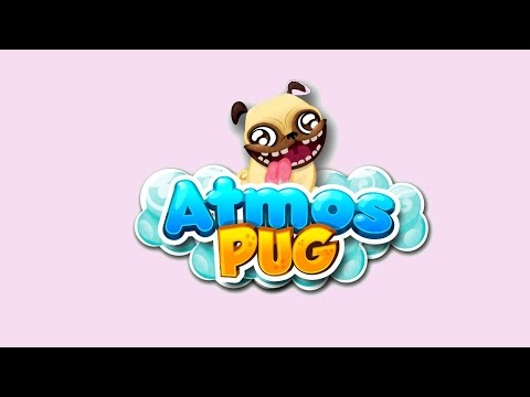 Atmospug The Cloud Jumping Dog - (by Gut Shot Games LLC ) - iOS - HD Gameplay Trailer