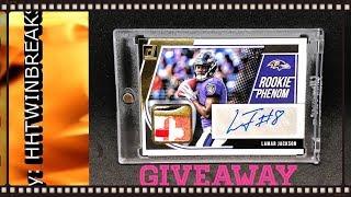 Lamar Jackson Giveaway Mini Monster Hot Packs Sellout Bonus! And the Winner is.....