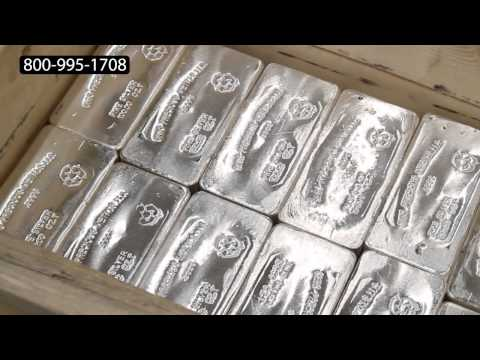 Investing In Silver Bullion Invest In Precious Metals Bars