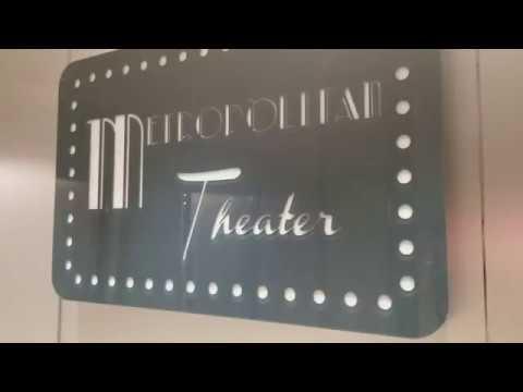 MSC Seaside ship tour - Metropolitan Theater
