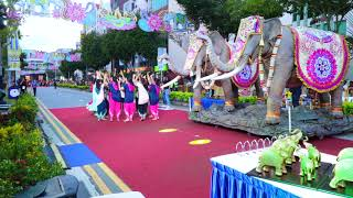 UTSAV 2017 | Deepavali light-up festival Singapore (Part 1)