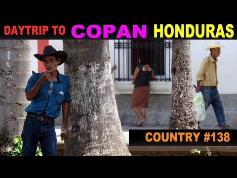 A Tourist's Guide to Copan, Honduras