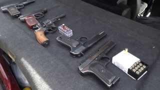 Тестируется травматический пистолет МР81(ТТ) (Другое ВИДЕО на сайте http://weapon-men.ru/?cat=1)(http://weapon-men.ru Тестируется травматический пистолет МР81(ТТ) на пробивную способность патронами АКБС и КСПЗ..., 2013-06-04T12:12:25.000Z)