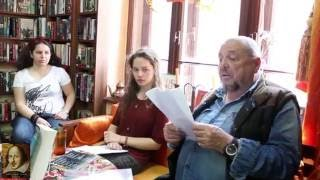 Нощ на литературата 2016 Варна | European Literature Night 2016
