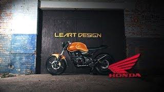 Honda CB Unicorn Cafe Racer Modified / Virtual Tuning/