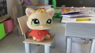 worst first day of school lps back to school video series episode 1
