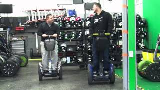 Segway Banned in Boston